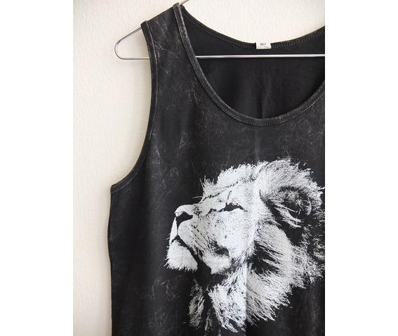 lion_animal_stone_wash_vest_tank_top_m_shirts_2.jpg