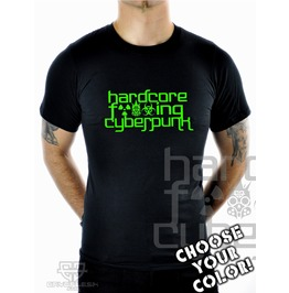 Cryoflesh Hardcore Fucking Cyberpunk Punk Cyber Industrial Shirt Male