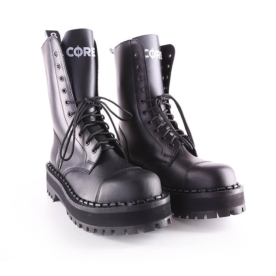 Altercore 353 Men Black Leather  sc 1 st  RebelsMarket & Menu0027s Black Boots - Shop Cool Black Boots For Men At RebelsMarket.com