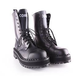 Altercore 353 Men Black Leather