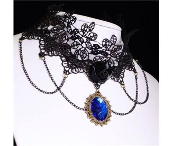gothic_lolita_lace_choker_w_royal_blue_pendant_ships_hot_n_now_necklaces_4.jpg