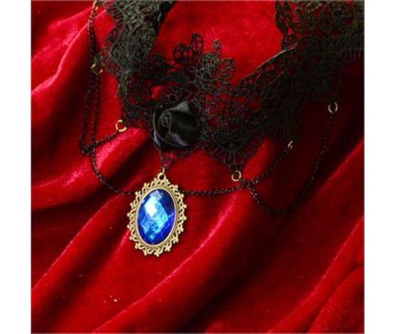 gothic_lolita_lace_choker_w_royal_blue_pendant_ships_hot_n_now_necklaces_3.jpg