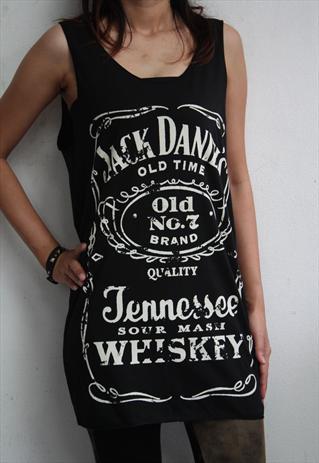 Jack Daniels Shirt For Women