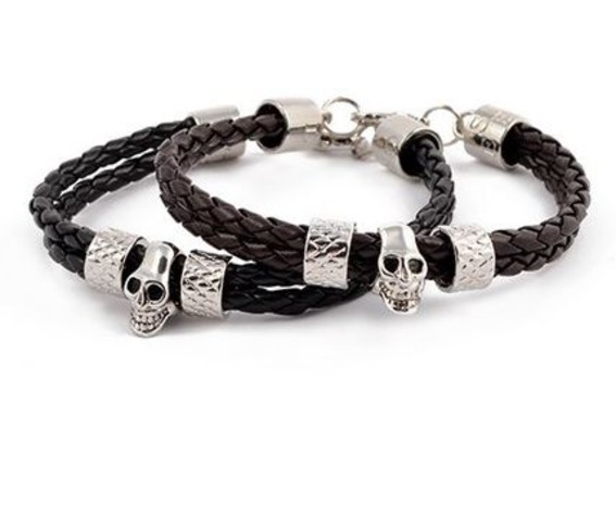 double_braided_leather_stainless_steel_skull_bracelet_bracelets_4.JPG