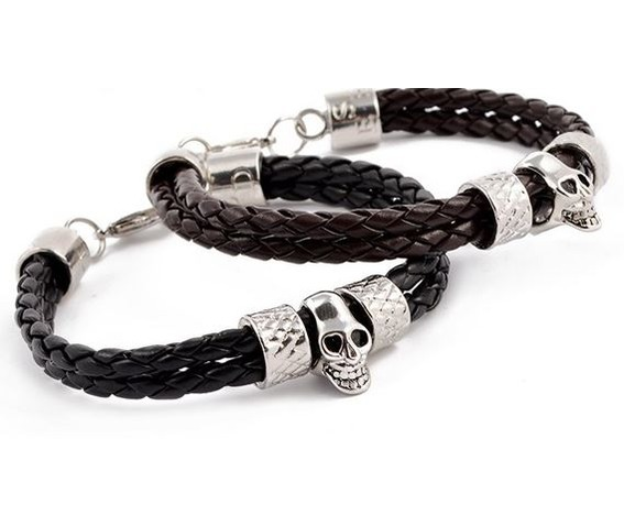 double_braided_leather_stainless_steel_skull_bracelet_bracelets_3.JPG