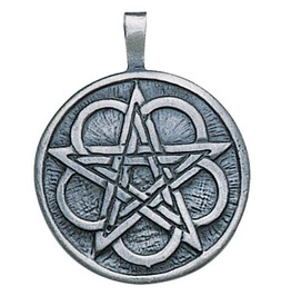 Pendant Celtic Pentagram Pendant Achievement Goals
