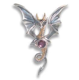 Pendant Celestial Dragon Inner Peace Anne Stokes