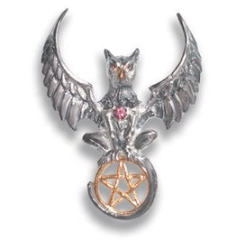 Pendant Griffin Nemesis Universal Justice Anne Stokes