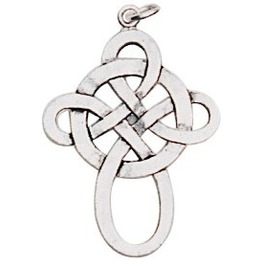 Pendant Celtic Knot Pendant Happy Love & Friendship