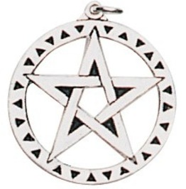 Pendant Pentagram Pendant Achievement Desires