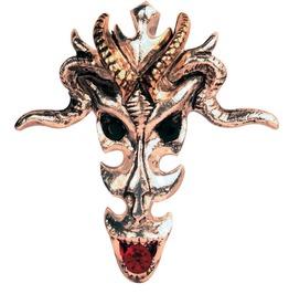 Pendant Dragon Skull, Wealth & Riches