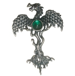 Pendant Dragon Tree Shielding Danger