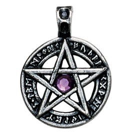 Pendant Runic Pentagram Achievement Desires
