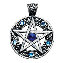 Pendant Celtic Pentagram Willpower Success