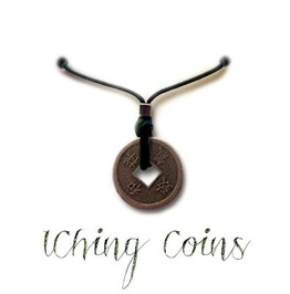 Pendant Ching Coins Pendant Good Luck