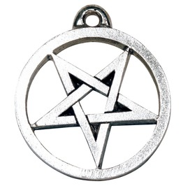 Pendant Inverted Pentagram