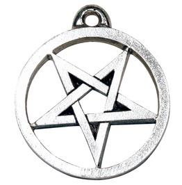Pendant Inverted Pentagram