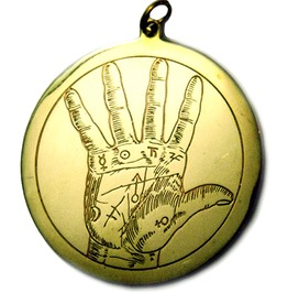 Pendant Hand Fortune Happy Events Good Opportunities