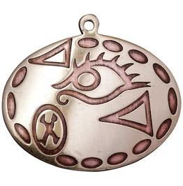 Pendant Wealth Charm