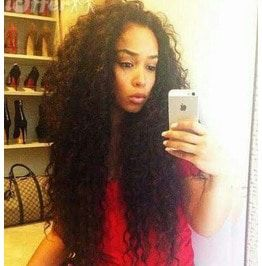 Beautiful Black Full Lace Front Wig 26 28 Inches