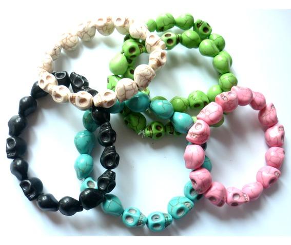 summer_tribal_pink_skulls_unisex_bracelet_bracelets_3.JPG