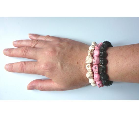 summer_tribal_pink_skulls_unisex_bracelet_bracelets_2.JPG
