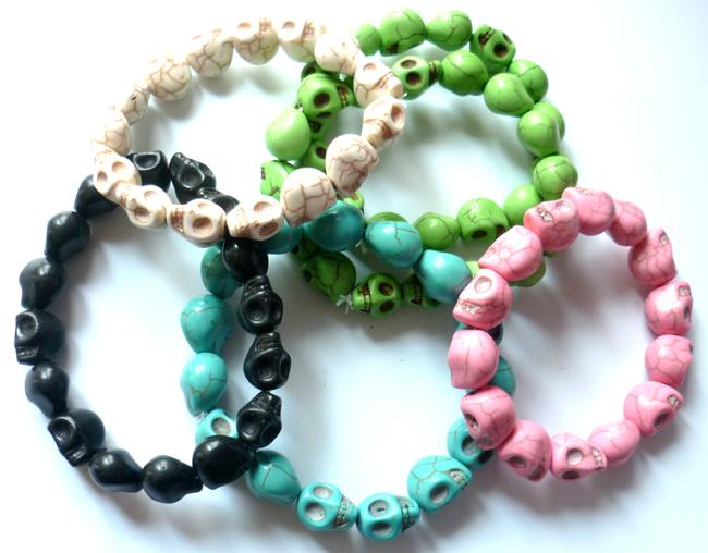 summer_tribal_black_skulls_unisex_bracelet_bracelets_3.JPG