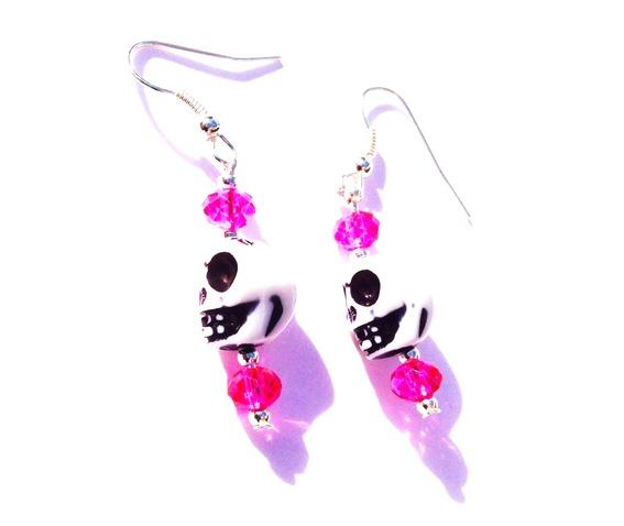 pretty_pink_handcrafted_designer_skull_head_design_earrings_with_clear_swarovski_crystal_beads_earrings_2.jpg