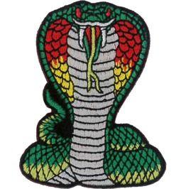 Snake Cufflinks Day of the Dead Rockabilly Pin Up Jewelry Tattoo Style Cobra