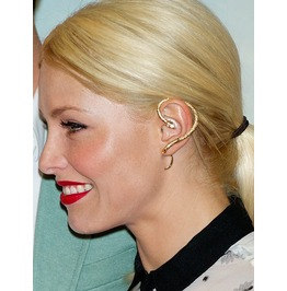 Winding Snake Ear Cuff High Quality Gold