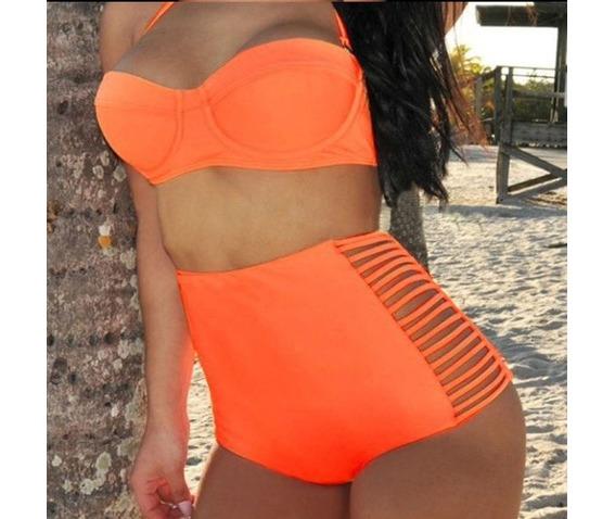 retro_push_up_black_blue_orange_high_waist_triangle_top_bikini_swimsuit_swimwear_5.JPG