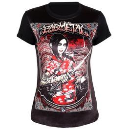 Killer Lady Print T Shirt Fashion Women Tops