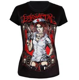 Sexy Killer Nurse Women T Shirt Fashion Women Tops