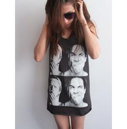 Red Hot Chili Peppers American Brand Funk Metal Rock Tank Top M