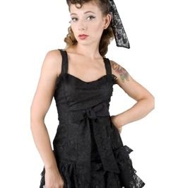 Floral Lace Strappy Bodice Steam Punk Gothic Victorian Top. Sizes 8 To 16