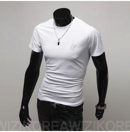 Tatoo Coolon T Shirt Wa3105t Color : White