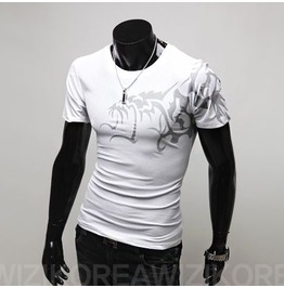 Tatoo Coolon T Shirt Wa3107t Color : White