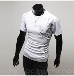 Tatto Coolon T Shirt Wa3108t Color : White