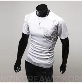 Tatto Coolon T Shirt Wa3108t Color : White