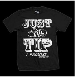 Tip, Promise Mens T Shirt