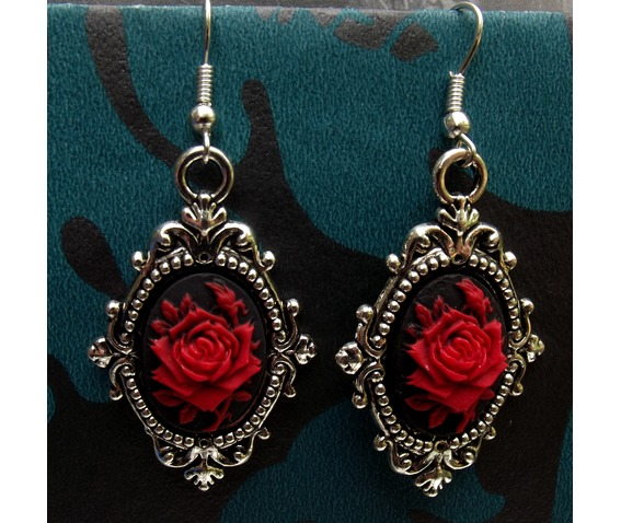 gothic_victorian_steampunk_black_rose_cameo_filigree_drop_earrings_earrings_2.JPG