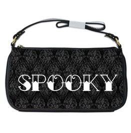 Spooky Shoulder Strap Clutch