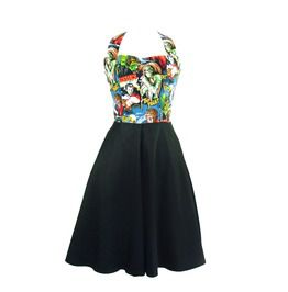 Pinup Monsters Dress