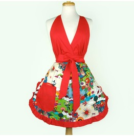 Mexican Folklore Apron