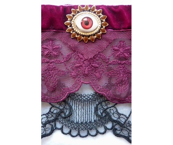 the_third_eye_cuff_bracelet_lace_black_plum_prune_steampunk_gothic_wedding_art_nouveau_esoteric_mystic_edwardian_dark_mori_macabre_wedding_bracelets_6.JPG