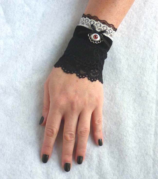 the_victorian_cuff_bracelet_the_eye_of_julia_margaret_lace_black_white_steampunk_gothic_wedding_bracelets_4.JPG