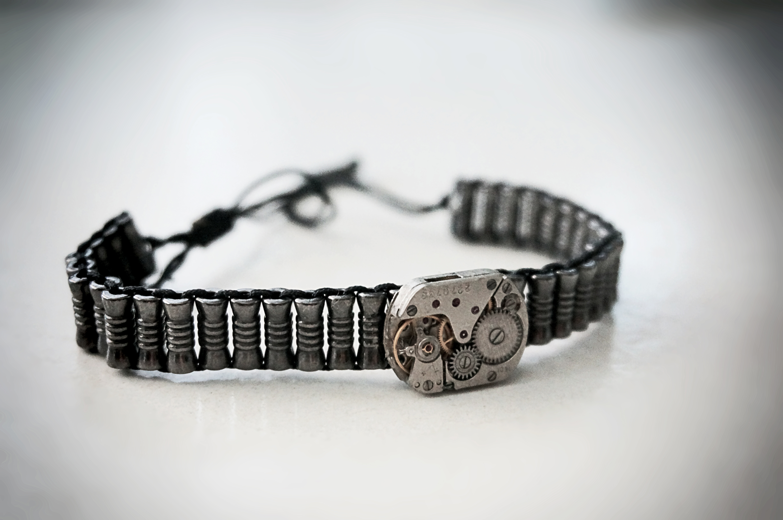 steampunk_bdsm_jewelry_cuff_brutal_metal_brass_soviet_watch_adjustable_bracelet_gorgeouse_gift_birthday_wedding_man_woman_bracelets_4.JPG