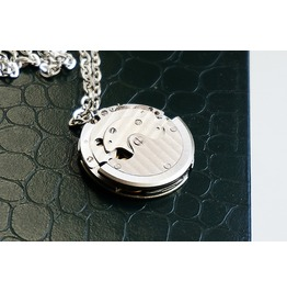 Steampunk Bdsm Jewelry Necklace Swiss Luxury Watch Gorgeous Gift Man Woman Wedding Birthday Anniversary