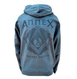 Annex Secret Society Women's Zip Hoodie