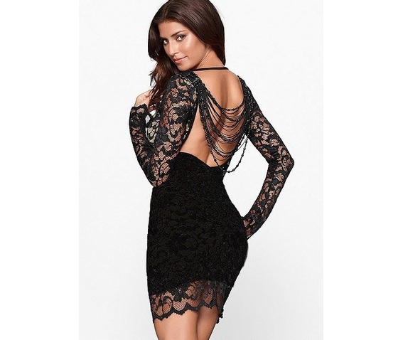 regular_plus_size_backless_beaded_lace_dress_black_red_blue_dresses_7.JPG